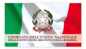 """Il 17 marzo si celebra la """"Giornata dell'Unità nazionale, della Costituzione, dell'Inno e della Bandiera"""""""