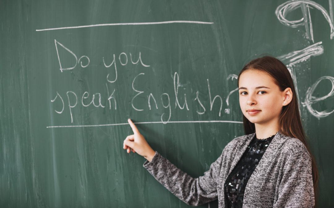 Una lezione…tutta Inglese con Insegnante Madrelingua