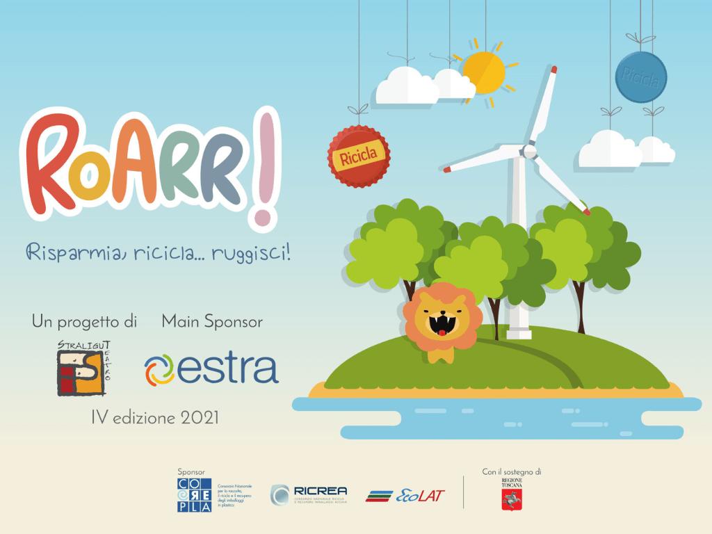 Progetto Roarr: bambini della scuola primaria di S. Martino, si sono aggiudicati il primo posto nella classifica regionale