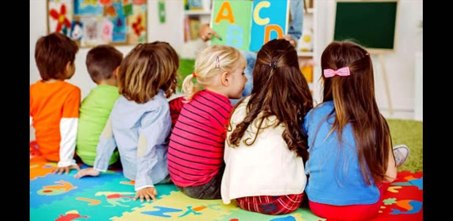 Da domani riaprono le scuole materne e i nidi, sia pubblici che privati
