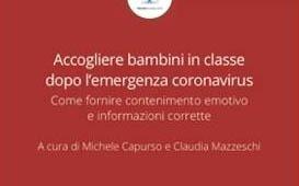 Accogliere Bambini in Classe dopo il Coronavirus