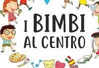 """Progetto: """"#bambinialcentro"""""""