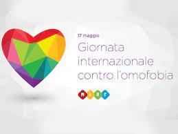 17 maggio – Giornata internazionale contro l'omofobia, la bifobia e la transfobia.