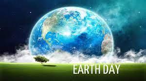22 aprile giornata della Terra in tutto il mondo